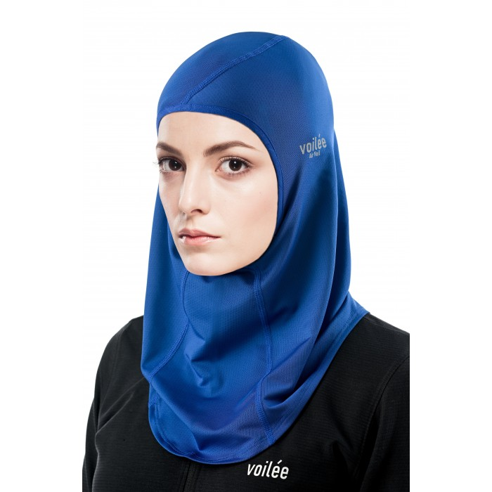 Spectra Collection Sports Hijab (Royal Blue Type A)