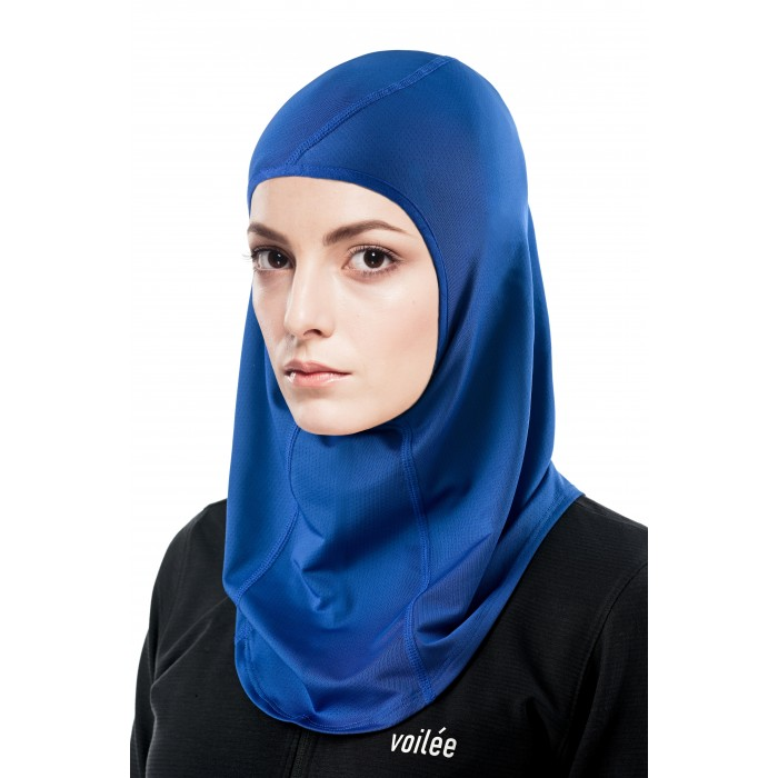 Spectra Collection Sports Hijab (Royal Blue Type B)